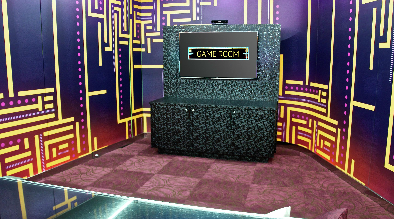 Game Room in Vegas - ARIA Resort & Casino