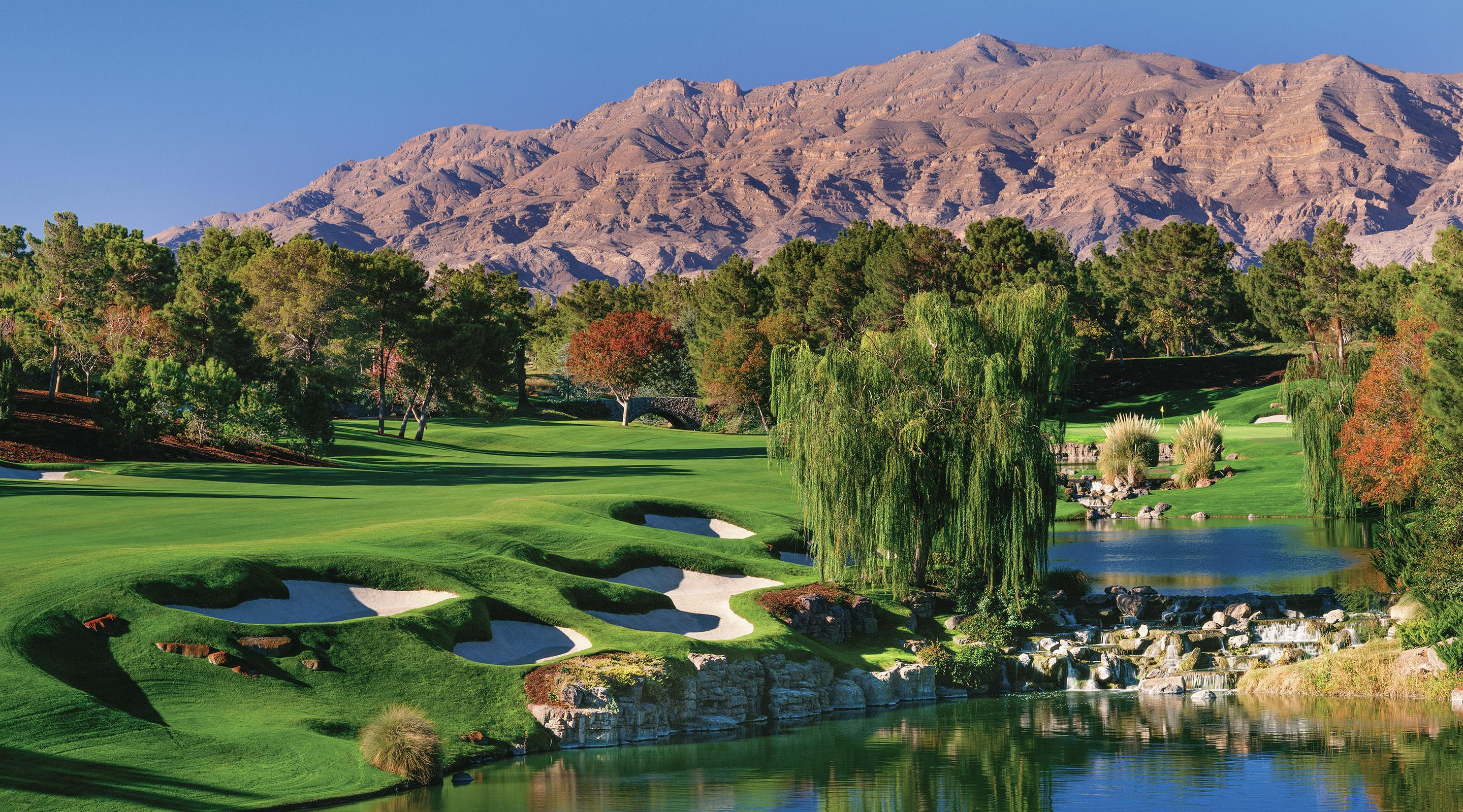 Golf Courses Las Vegas Nevada