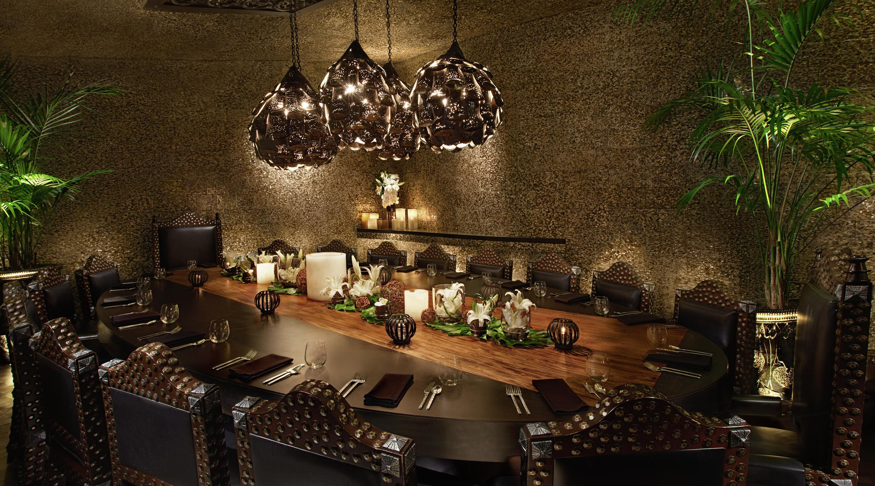 Enjoy Baja specials including selections of seafood, beef, pork, chicken and vegetarian dishes both at the exquisite bar surrounded by dozens of the world's finest tequilas and in the main dining room featuring a chainsaw wood carving highlighting the Aztec civilization.