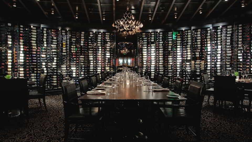 Jean Georges Steakhouse Restaurant Las Vegas   ARIA Resort ...
