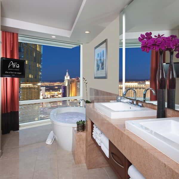 Air Bath Whirlpool Tub Aria