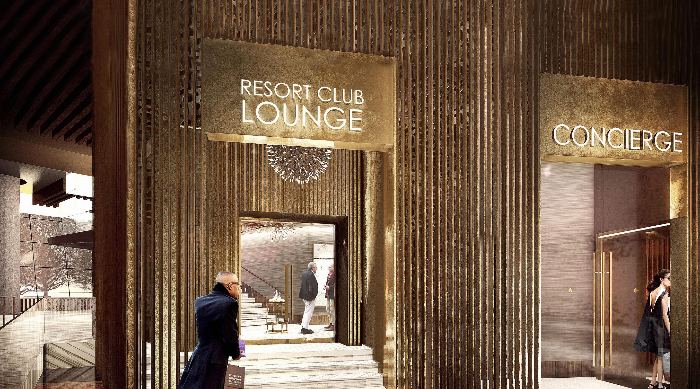 ARIA Resort Club Lounge - ARIA Resort & Casino