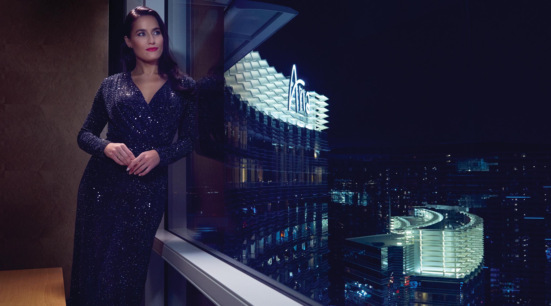 Best Suites In Las Vegas Aria Sky Villas Aria Resort Casino