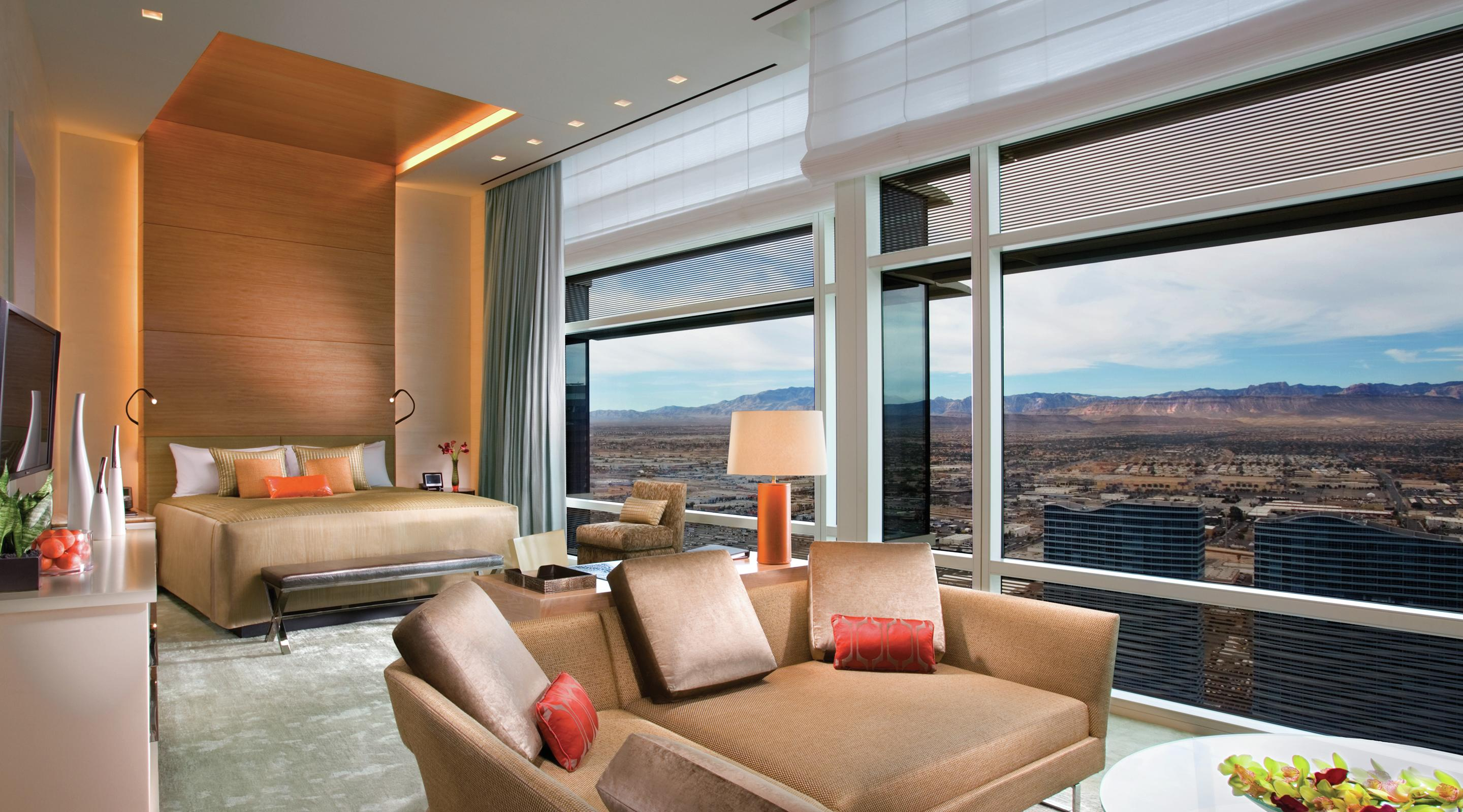 Las Vegas Hotels Suites 3 Bedroom Sky Villa Luxury Two Bedroom Suites Aria Resort Casino