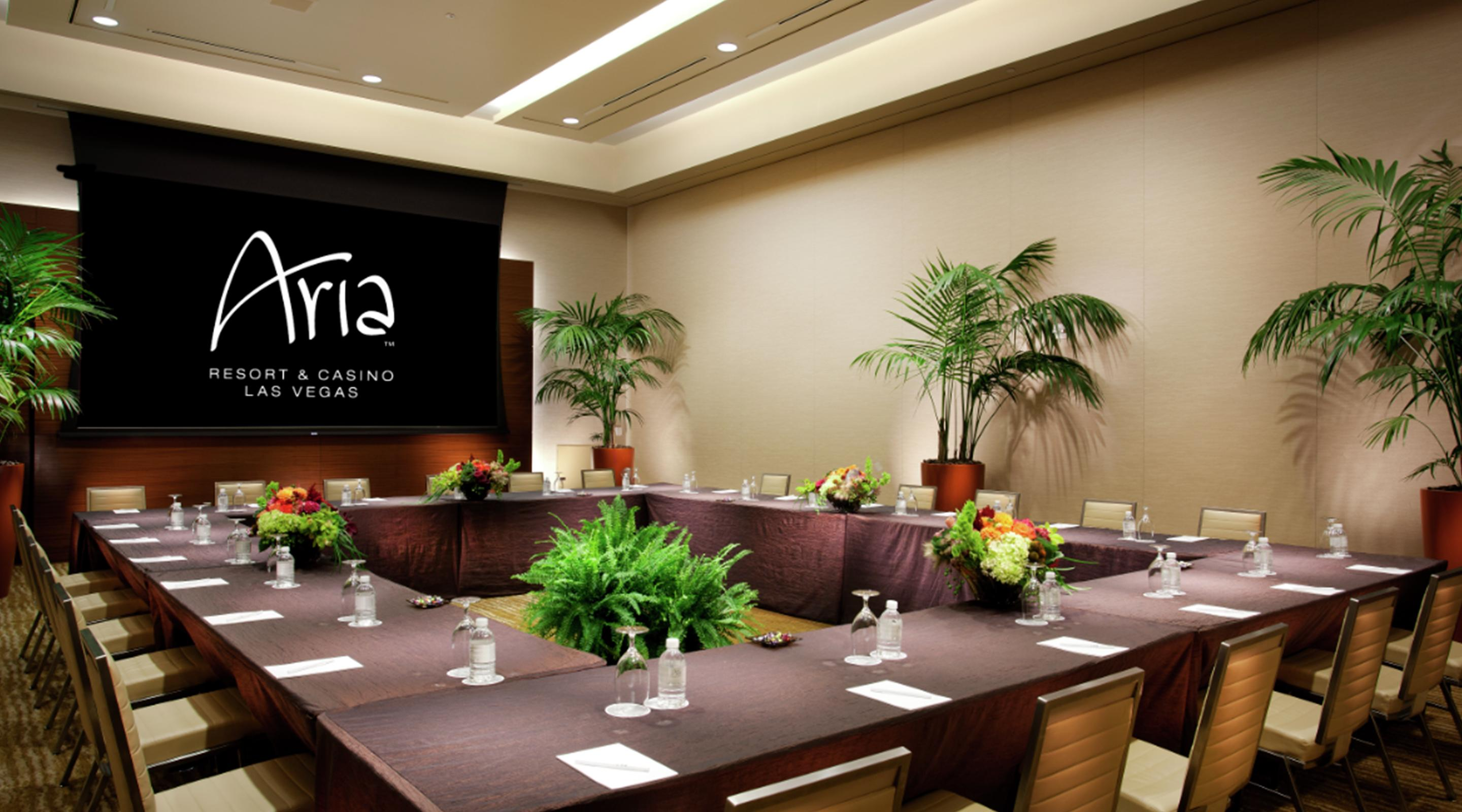 Meeting Spaces & Ballrooms in Las Vegas - ARIA Resort & Casino