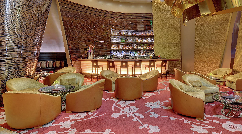 Baccarat Lounge Poker Lounge Las Vegas Aria Resort Casino